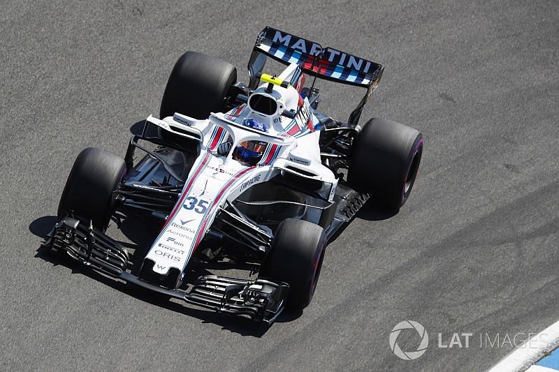 Сироткін схвалив нове переднє антикрило Williams