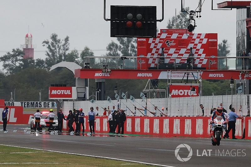 MotoGP changes grid rules after Argentina confusion