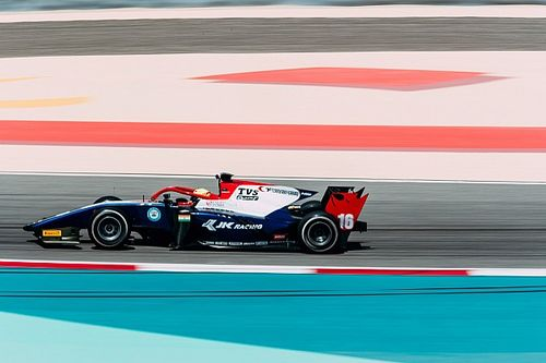 F2 Bahreyn: Birinci antrenmanda Maini lider