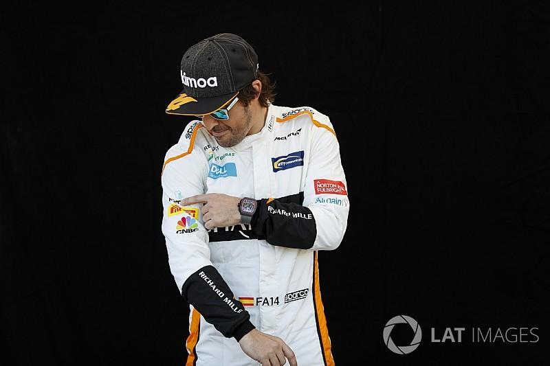 """Alonso: McLaren, Melbourne'de bu yılki """"en düşük seviyesinde"""" olacak"""