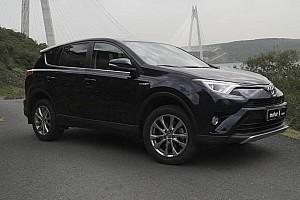 OTOMOBİL Özel Haber 2017 Toyota RAV4 Hybrid Premium Plus Navi | Neden Almalı?