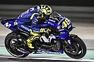 Rossi und Vinales mit Rückstand - Sorge um Reifenverschleiß