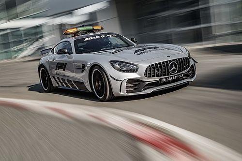 """La nuova Safety Car Mercedes per la F.1 può girare 6"""" più veloce a Melbourne!"""