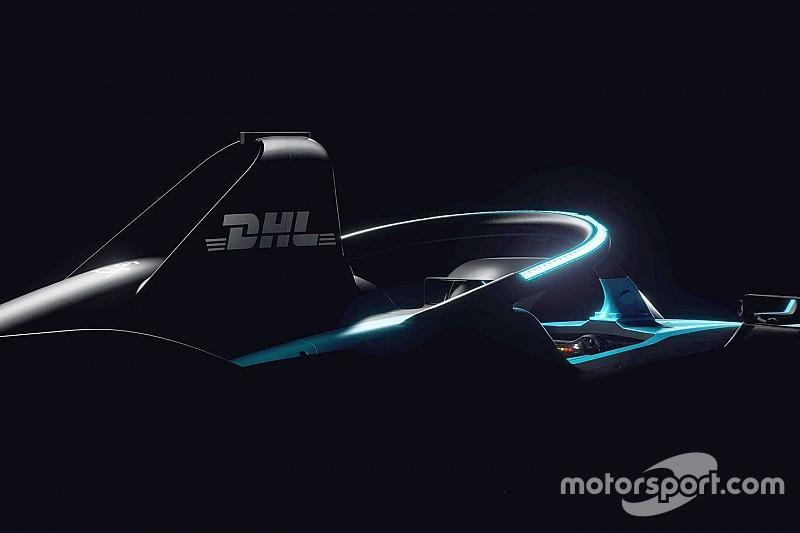 La nouvelle Formule E aperçue dans un teaser