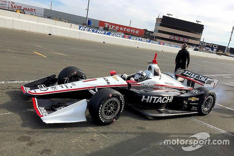 Newgarden fastest in IndyCar test at Sonoma