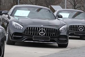 Automotive Breaking news Take a virtual stroll through an amazing AMG Performance center
