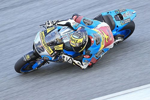 Diaporama: les débuts de Thomas Lüthi en MotoGP