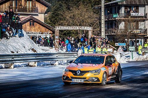 Vidéo - Sainz au volant de la Mégane RS sur le Monte-Carlo