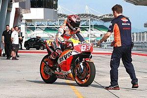 """Márquez: """"Me sobra motivación; no tengo necesidad de dejar Honda"""""""
