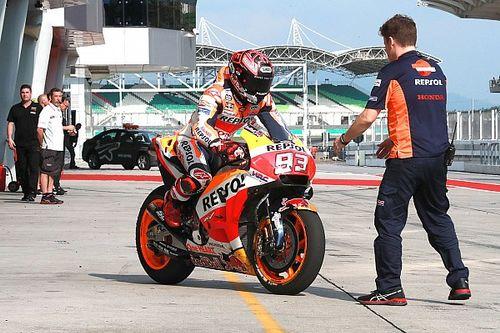 """Marquez: """"Non ho motivi per lasciare Honda, ma sentirò altre opzioni"""""""