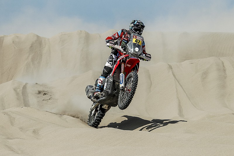 Up to 20 riders could still win Dakar, says Honda