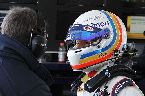 "Kendala rem, Alonso: ""Kami akan berjuang sampai lap terakhir"""