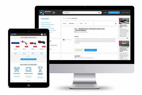 Общая информация Новости Motorsport.com Autosport запускает MotorMarket.com