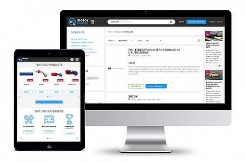 Autosport lancia MotorMarket.com