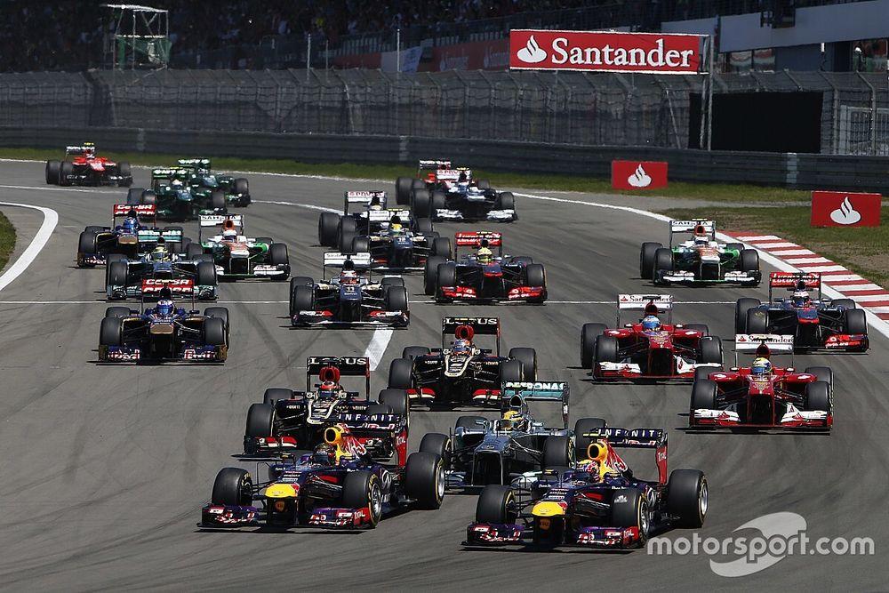Frio, chuva e esfarelamento dos pneus: os desafios que a F1 deve enfrentar em Nurburgring