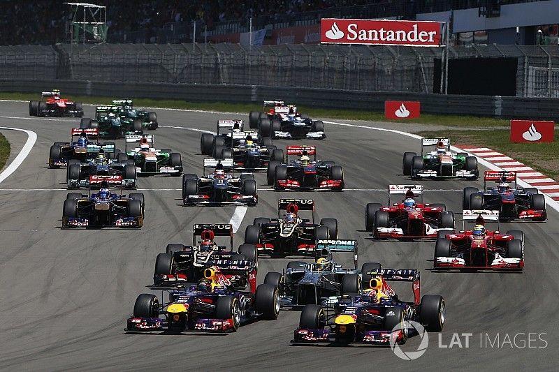 Le Nürburgring vise un retour en F1 pour 2019