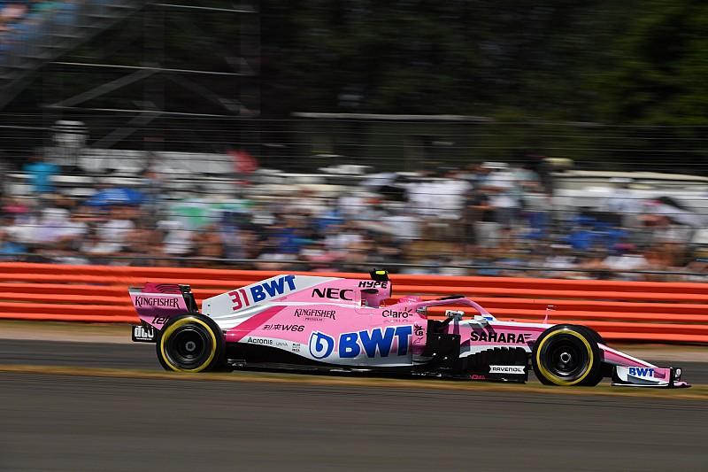 Ocon sublinha batalha com Alonso após sétimo lugar