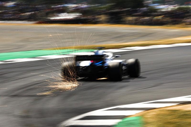 """Williams confía en que resolverá su """"catastrófico"""" problema con el aleron trasero"""