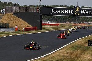 """Verstappen: """"Mintha F2-es autóval versenyeztünk volna"""""""