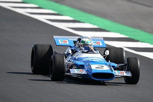 Photos - Les magnifiques F1 historiques en piste à Silverstone