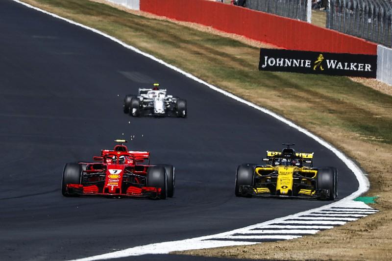 A Renault szerint lenyűgöző, amit a Ferrari csinál a motorjával