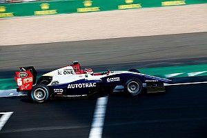 Пике выиграл воскресный спринт GP3 в Монце