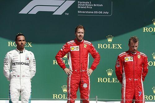 GALERIA: Relembre últimos vencedores do GP da Grã-Bretanha de F1