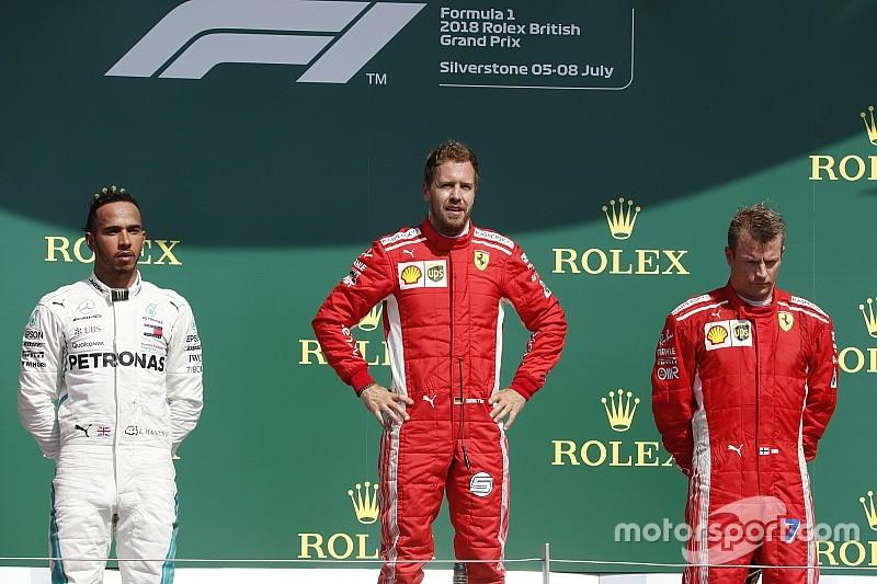 Ferrari : Arrivabene dénonce le manque d'élégance de Mercedes