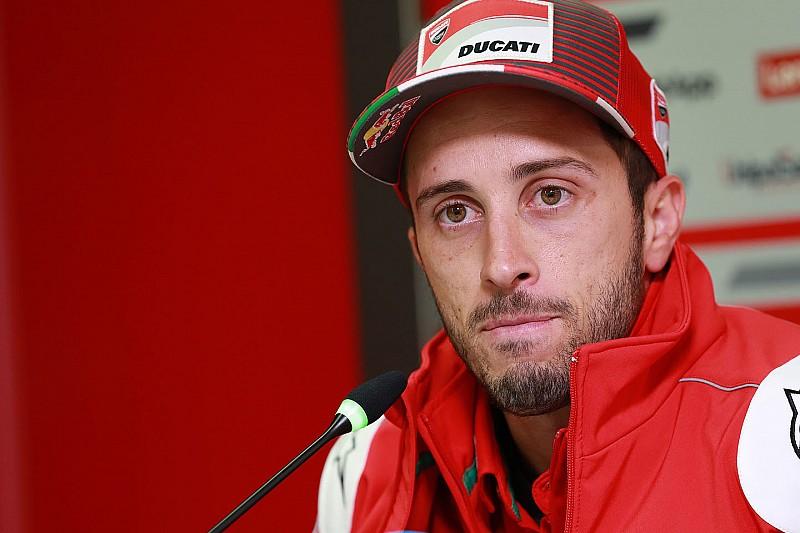 """Dovizioso: """"Sin Sachsenring en el calendario dormiré más tranquilo"""""""