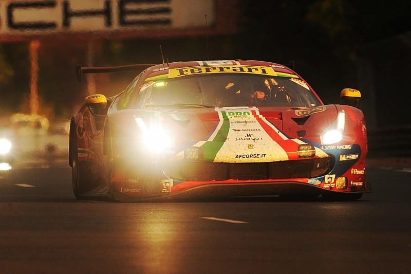 """Ferrari, Rigon: """"Sapevamo che la Le Mans 2018 sarebbe stata difficile per noi"""""""