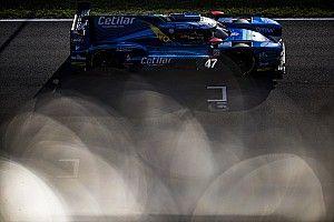 """Nasr soddisfatto della Q1: """"L'ottavo posto in LMP2 è un buon inizio per la Dallara"""""""