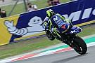 Rossi: Michelin decidiu as últimas provas com pneu dianteiro
