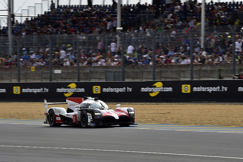 Le Mans: Alonso lidera al final de la cuarta hora