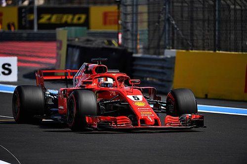 Longrun-Analyse Le Castellet: Ferrari heizt Mercedes ein