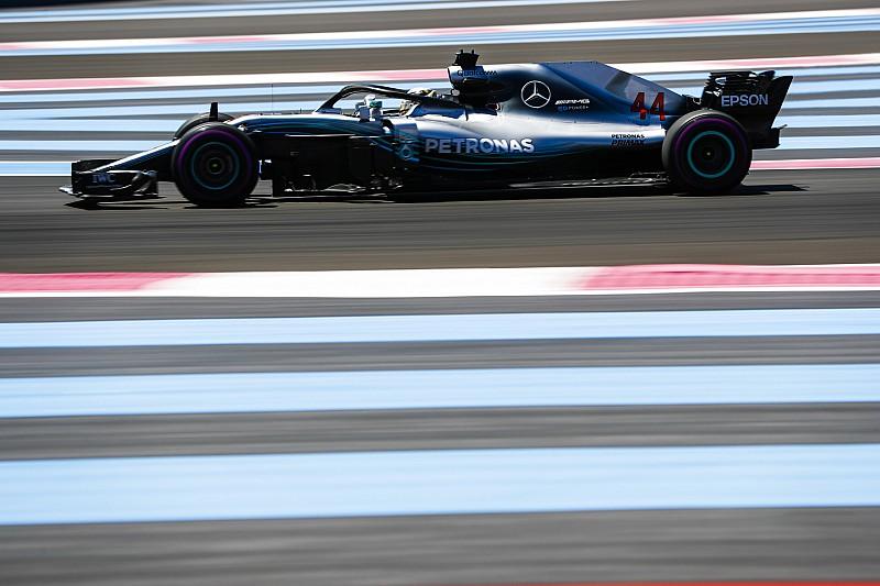 【動画】F1第8戦フランスGPフリー走行1回目ハイライト