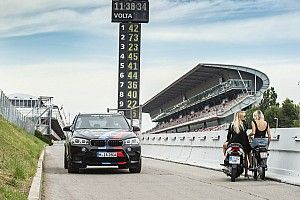 GALERI: Aksi sesi latihan MotoGP Catalunya