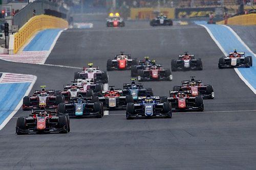 Sin solución a los problemas de la FIA F2 2018