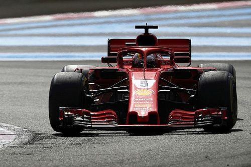 Ferrari: è stato pagato l'errore di Vettel, ma la Rossa è parsa molto consistente