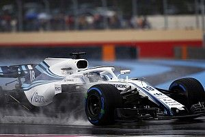Дождь сорвал финальную тренировку Гран При Франции