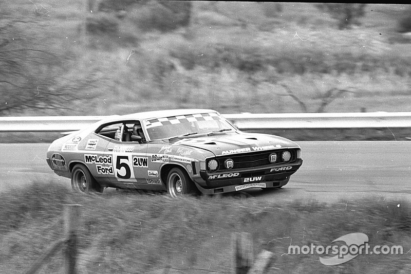 Bathurst winner awarded Order of Australia medal