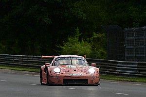 Le Mans: Ford e Porsche penalizzate con un minimo aumento di peso nel BoP GTE/Pro