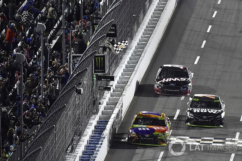 """Martinsville was """"a breath of fresh air"""" for Clint Bowyer"""
