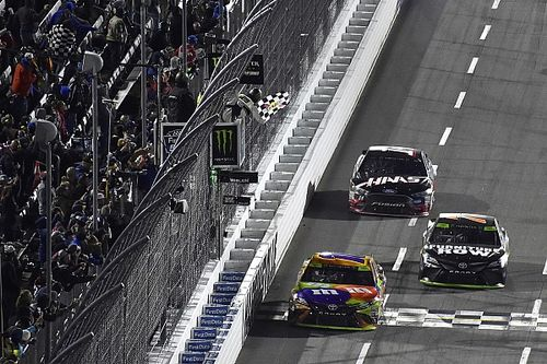 "Martinsville was ""a breath of fresh air"" for Clint Bowyer"