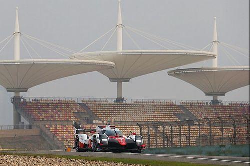 Shanghai WEC: Kobayashi puts Toyota on top in FP3