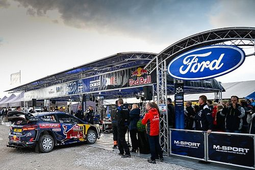 El nombre de Ford vuelve al WRC con M-Sport