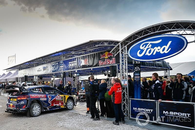 M-Sport ontvangt fabrieksondersteuning van Ford in het WRC