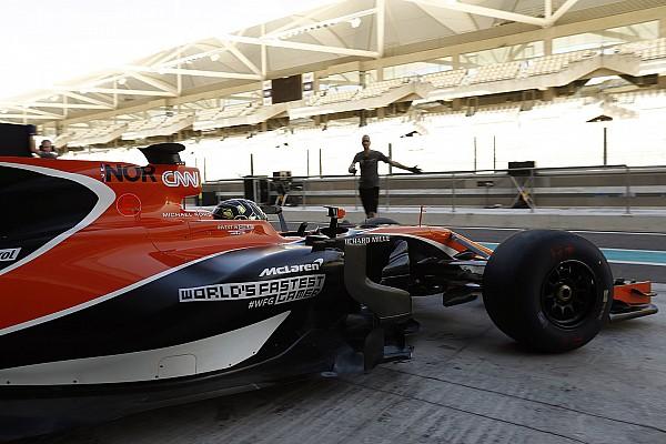 F1 Noticias de última hora Petrobras se une a McLaren como suministrador de combustible