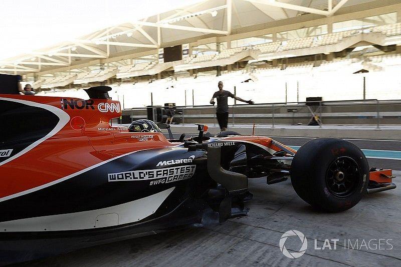 Petrobras se une a McLaren como suministrador de combustible