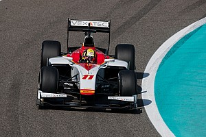 FIA F2 Breaking news Formula 2 tougher than expected - Norris