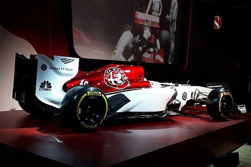 Alfa Romeo: ecco la livrea della Sauber con il Biscione!